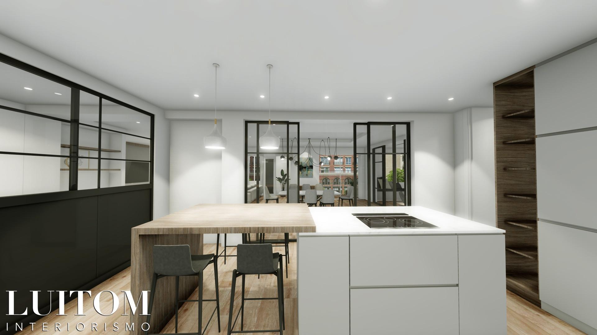 cristaleras-cocinas-pared-cristal-separacion-cocina-salon-cristalera-metalica-madera-blanca-negra-23