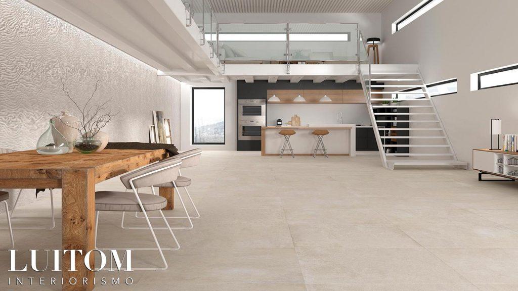 loft-cocina-blanca-madera-modern-kitchen-muebles-cocinas-madrid